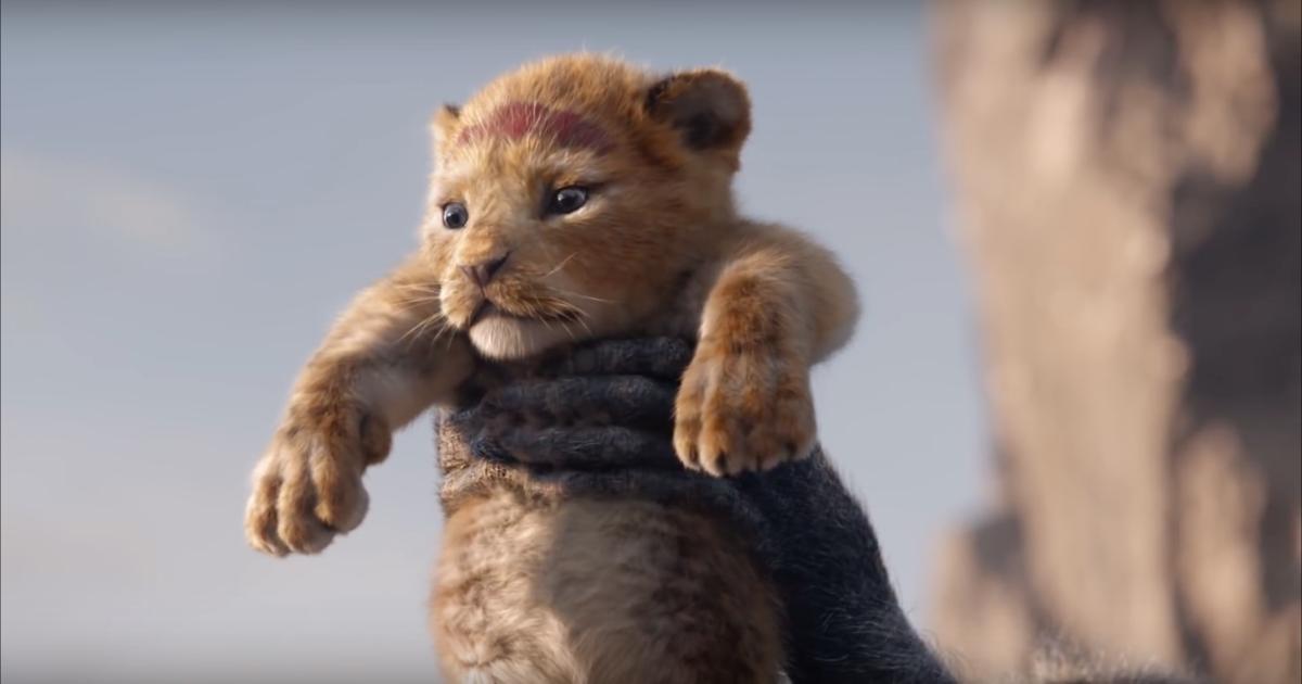 Arriva il film del re leone: la disney ha diffuso il trailer ecco