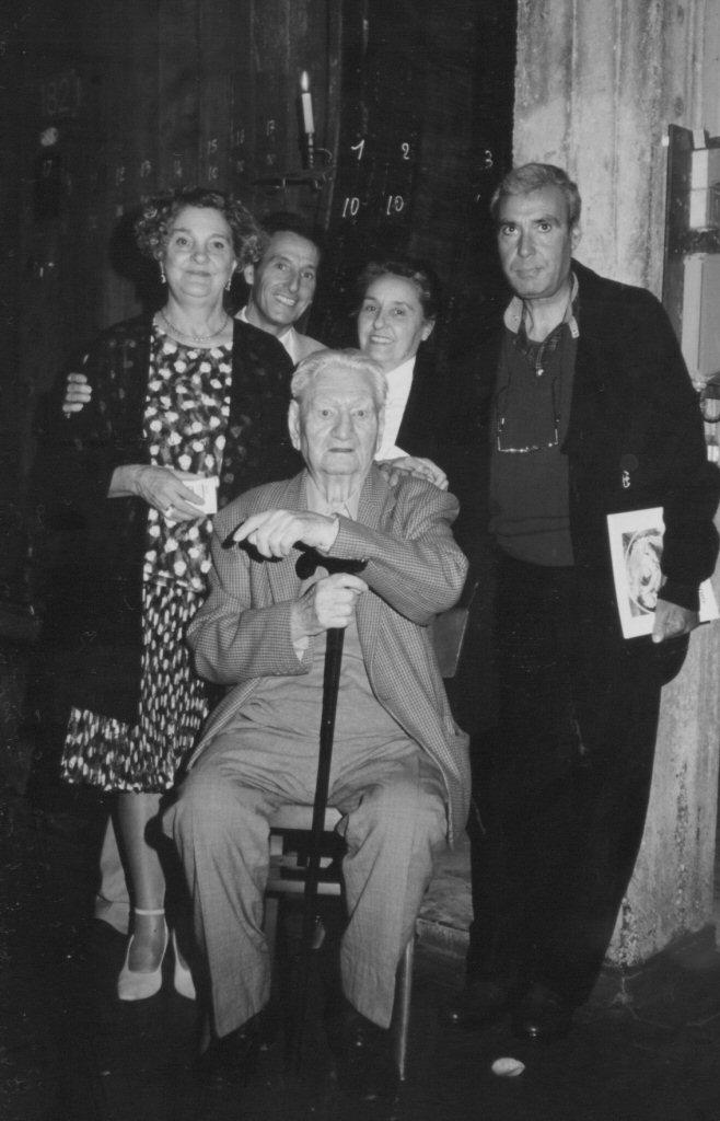 Othmar Winkler a Lavis